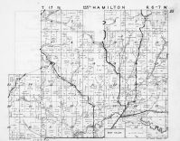 Hamilton Township - North, West Salem, La Crosse County 1954